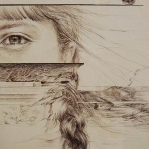 Retratos Masago Dibujo 01