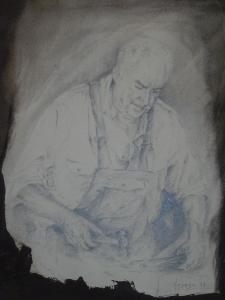 Retratos Masago Dibujo 10