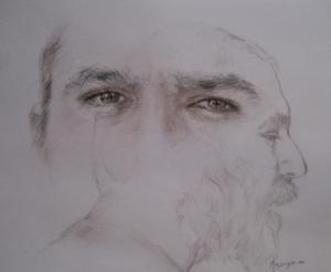 Retratos Masago Dibujo 11