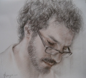 Retratos Masago Dibujo 3