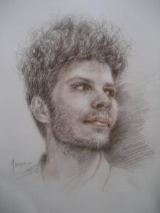 Retratos Masago Dibujo 4