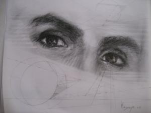 Retratos Masago Dibujo 5