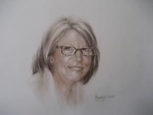 Retratos Masago Dibujo 6