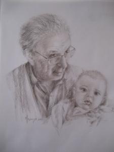 Retratos Masago Dibujo 8