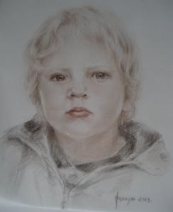 Retratos Masago Dibujo 9